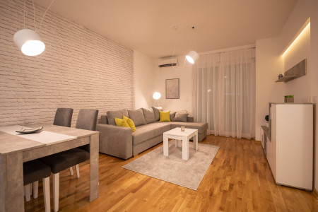 Two Bedroom Apartment Harmony Novi Sad Podbara