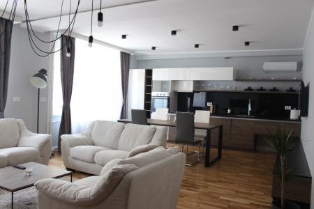 Dvosoban Apartman Home Livening Business Novi Sad Stari Grad