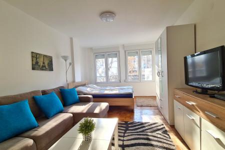 Two Bedroom Apartment Fontana 3 Belgrade New Belgrade
