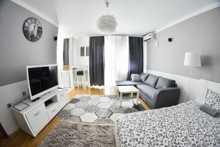 Studio Apartment Homerent 35 Novi Sad Rotkvarija