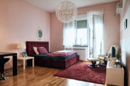 Studio Apartment Homerent Aleksandar Novi Sad Sajmište