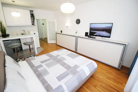 Studio Apartment Tata Belgrade New Belgrade