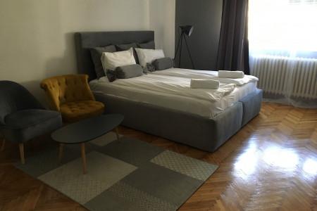 One Bedroom Apartment Silver 2 Belgrade Dorcol