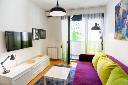 One Bedroom Apartment Budim Belgrade Center