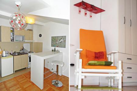 Studio Apartment Lukas Belgrade Rakovica