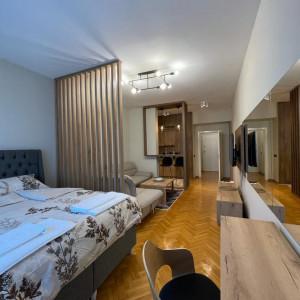 Jednosoban Apartman Herc Nbg Beograd Novi Beograd