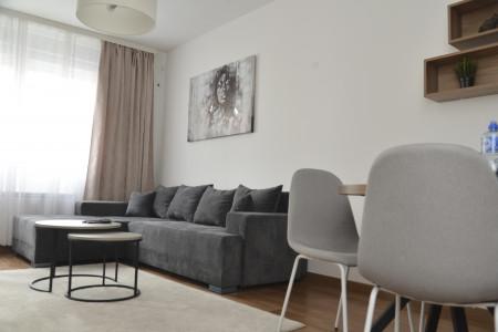 Two Bedroom Apartment Gray Novi Sad Stari Grad