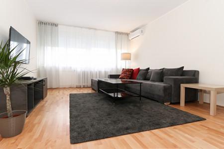 Two Bedroom Apartment Komfor Belgrade New Belgrade