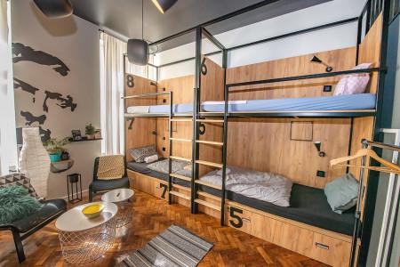 Studio Apartment B23 - Room 1 Novi Sad Petrovaradin