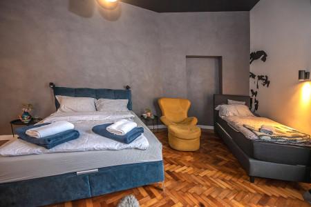 Studio Apartment Soba 4 - B23 Novi Sad Petrovaradin