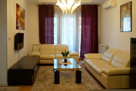 Dvosoban Apartman N 2 Beograd Centar