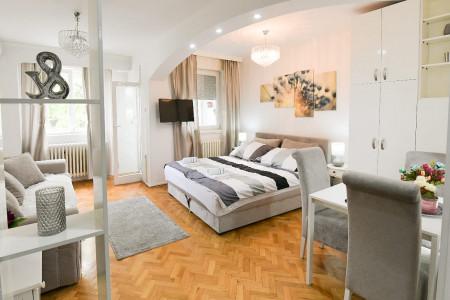 Studio Apartment Pearl Novi Sad Sajmiste