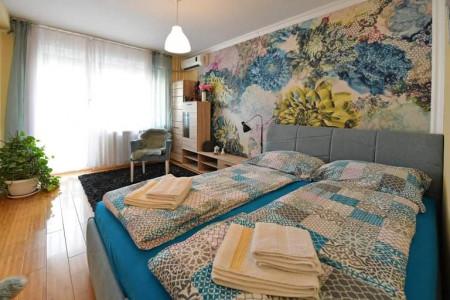 Dvosoban Apartman Ema Flower Novi Sad Sajmiste