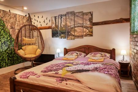 Two Bedroom Apartment Botanik Belgrade Center