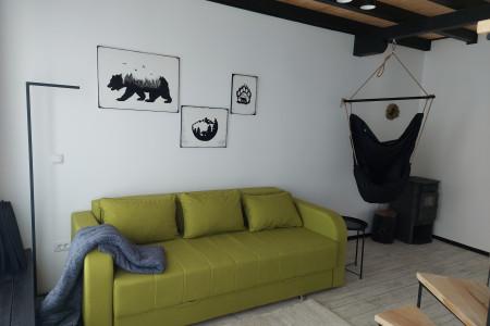 Trosoban Apartman Wild Nest Bear Zlatibor Gajevi