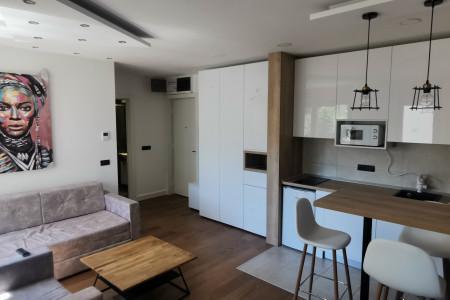 Two Bedroom Apartment Moon Lux Belgrade Vracar