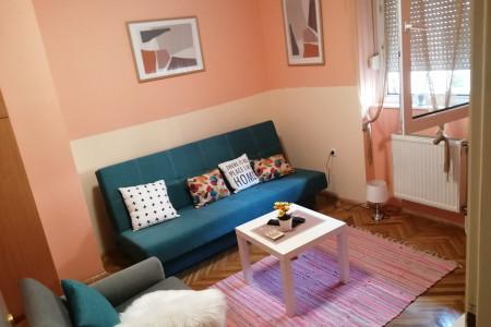 One Bedroom Apartment Ideal NS 1 Novi Sad Detelinara