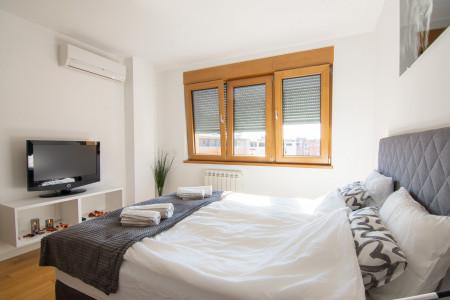 Studio Apartment Real A Blok Belgrade Novi Beograd