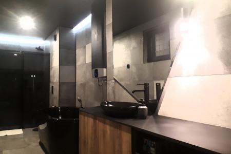 Two Bedroom Apartment Black And Stone Belgrade Center