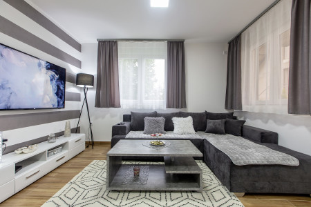 Two Bedroom Apartment Sunce Belgrade Cukarica