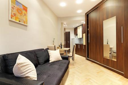 Studio Apartment Paradise Forest Belgrade Center