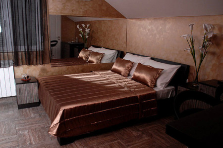 Studio Apartment Manhattan Belgrade Novi Beograd