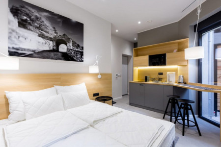 Studio Apartment Teanna Lux 1 Belgrade Center