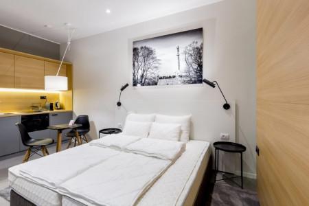 Studio Apartman Teanna Lux 2 Beograd Centar