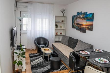 Two Bedroom Apartment Barbara Belgrade New Belgrade