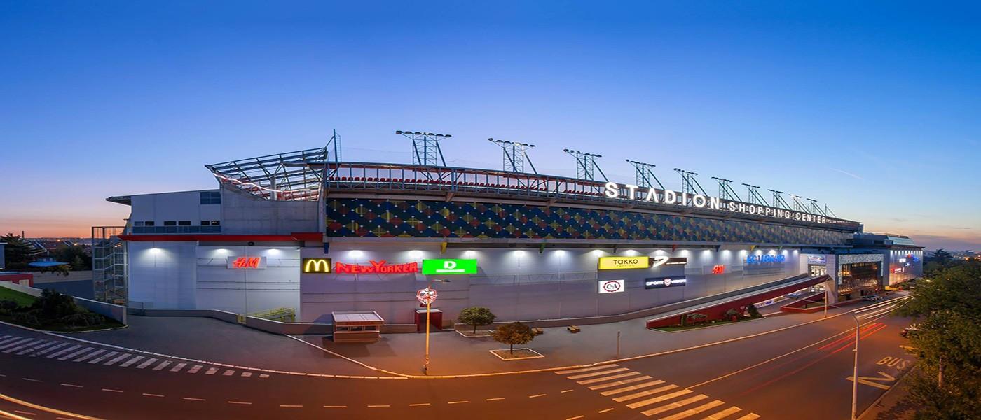 Apartmani U Blizini Tc Stadion