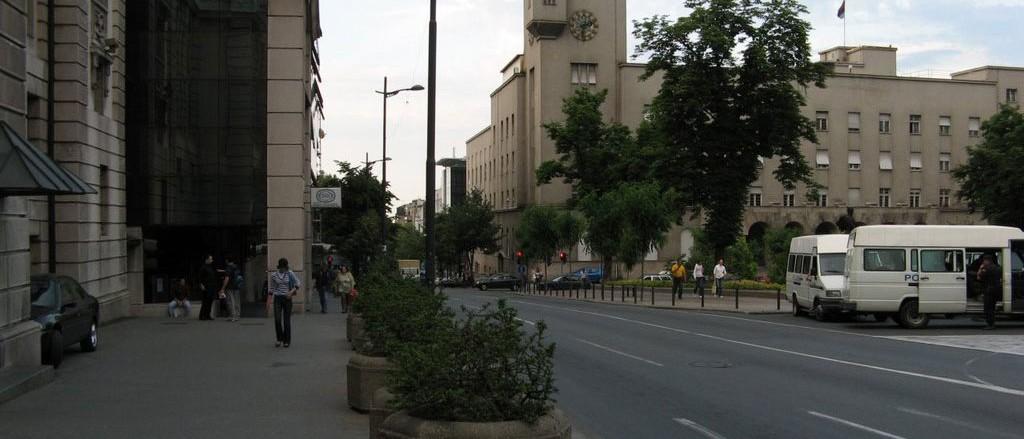 Apartmani U Blizini Francuske Ulice