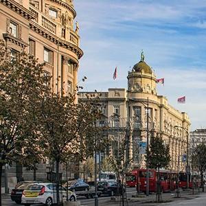 Apartmani Beograd Kneza Miloša - pregled ponude