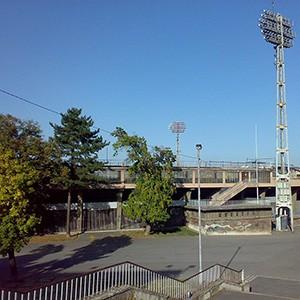 Fudbalski stadioni na Voždovcu