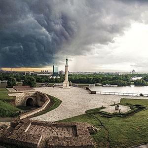 Stan na dan Beograd centar
