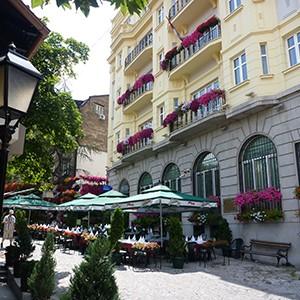 Stanovi u blizini čuvenih restorana u Skadarliji