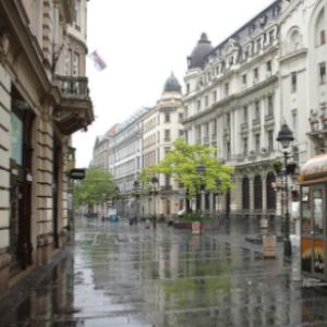 Istorija Knez Mihailove ulice