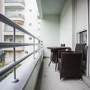 Apartmani sa terasom u Beogradu