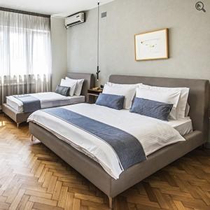 Veliki petosobni apartmani Beograd