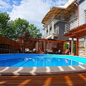 Vila sa bazenom Novi Sad