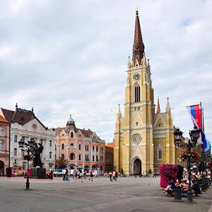 Stari grad Novi Sad - Stan na dan u srcu grada