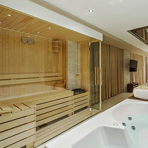 Stan na dan sa saunom u Beogradu