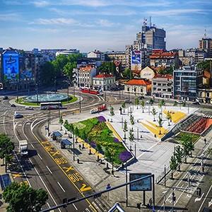 Stan na dan u blizini trga Slavija - pregled ponude