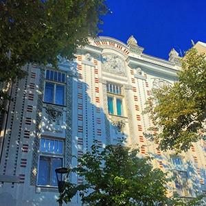 Apartmani u blizini Njegoševe