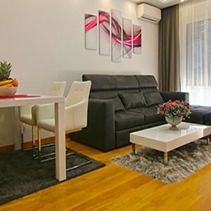 Opremljenost apartmana