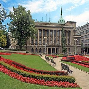 Apartmani Beograd Andrićev venac - pregled ponude