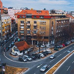 Stan na dan u blizini Cvijićeve ulice