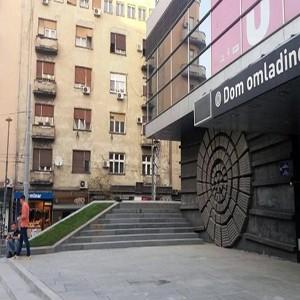 Apartmani Beograd Dom omladine