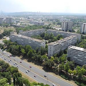 Novi Beograd kroz brojeve