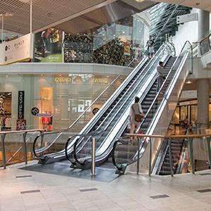 Tržni centri na Novom Beogradu