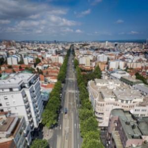 Stanovnici centra Beograda